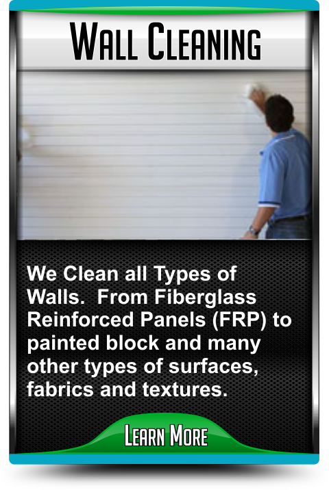 Wall Cleaning Services in Gardner Kansas
