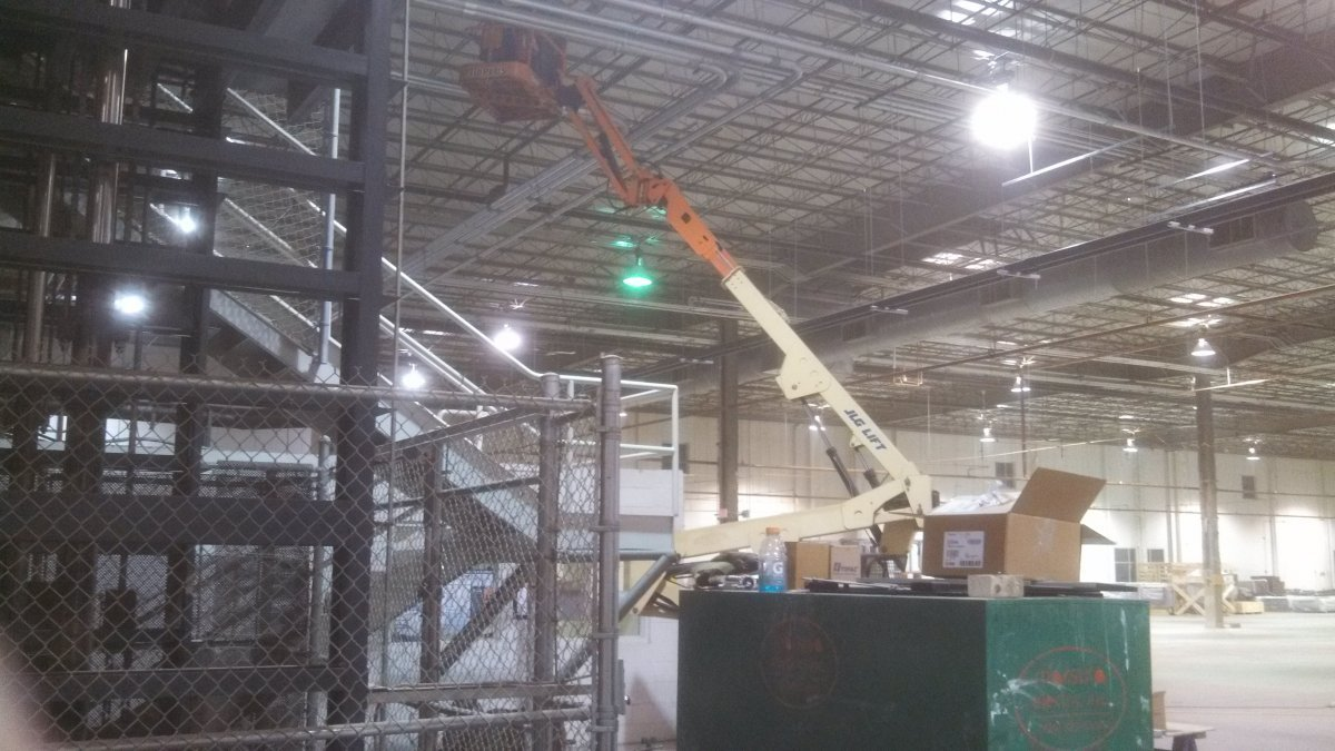 Open Structure Cleaning Services in Kansas City, Missouri
